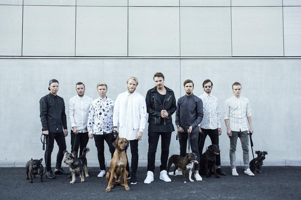 Roope Salminen & Koirat