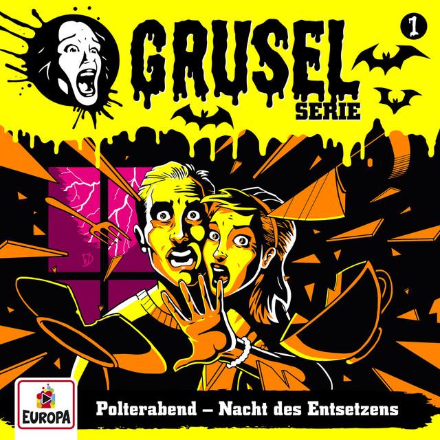 001 - Polterabend - Nacht des Entsetzens Cover