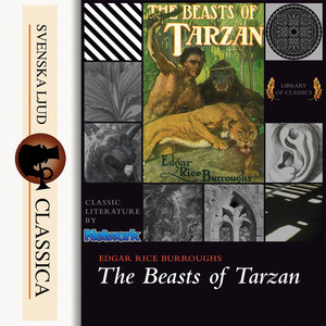 The Beasts of Tarzan (unabridged) Audiobook