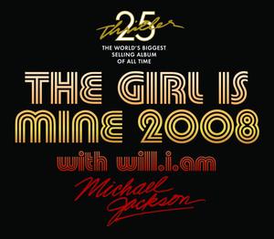 The Girl Is Mine 2008 with will.i.am Albümü