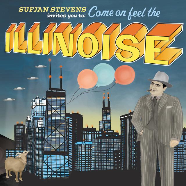 Album cover for Illinois by Sufjan Stevens