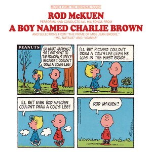 A Boy Named Charlie Brown (Music From The Original Score) album