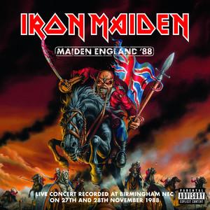Maiden England album