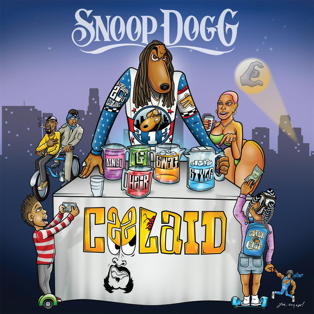 COOLAID (Clean Edited Version) by Snoop Dogg on Spotify
