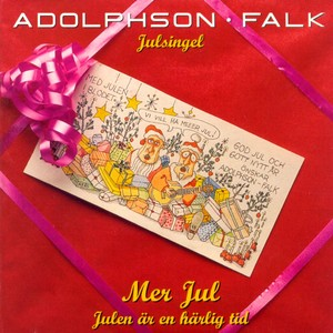 Adolphson And Falk, Mer jul på Spotify