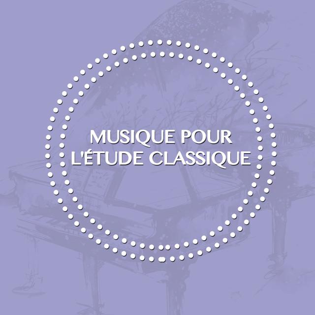 Musique pour l'étude classique Albumcover