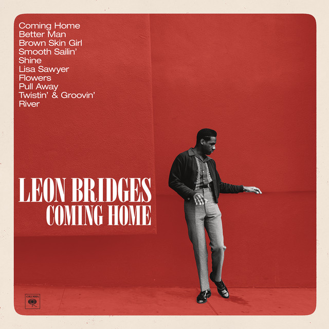 Album cover for Coming Home (Deluxe) by Leon Bridges