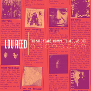 Lou Reed, John Cale Forever Changed cover