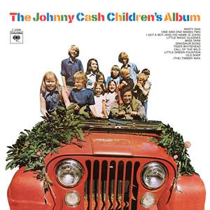 The Johnny Cash Children's Album album