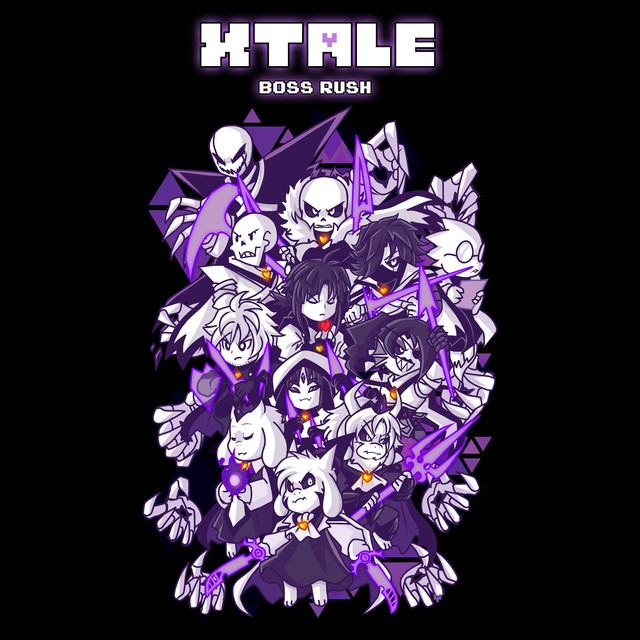 XTale - Boss Rush by NyxTheShield on Spotify