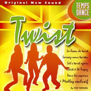Tony Marshall Let's Twist Again (Medley) cover
