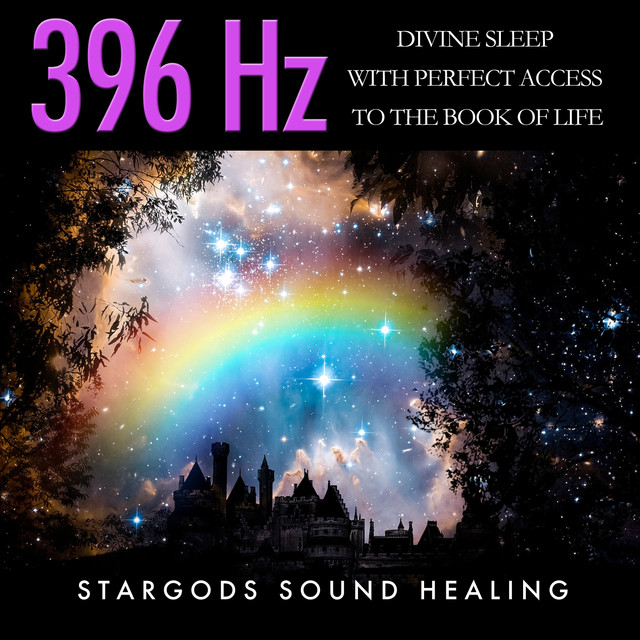 396 Hz Divine Sleep With Perfect Access to the Book of Life
