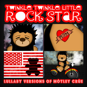 Twinkle Twinkle Little Rock Star Dr. Feelgood cover