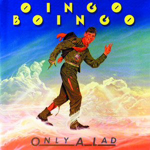 Only A Lad (Reissue) album