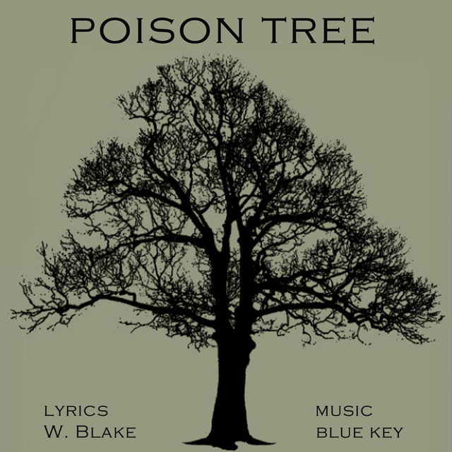 poison tree Poetry out loud encourages the nation's youth to learn about great poetry through memorization and recitation.