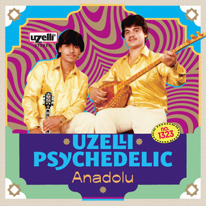 Uzelli Psychedelic Anadolu Albümü