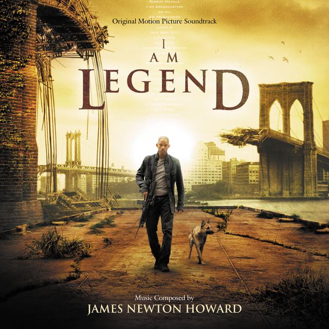 I Am Legend (Original Motion Picture Soundtrack) Albumcover