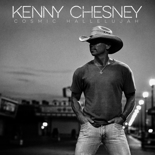 Album cover for Cosmic Hallelujah by Kenny Chesney