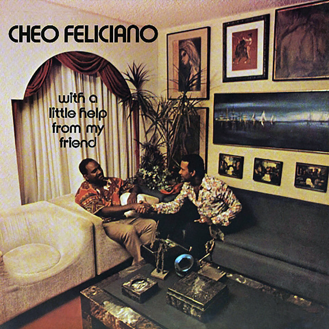 Naborí A Song By Cheo Feliciano On Spotify