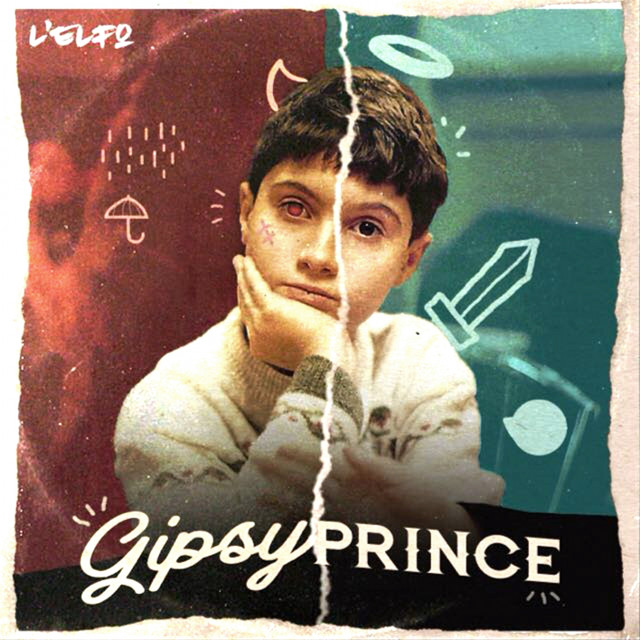 Album cover for Gipsy Prince by L'Elfo