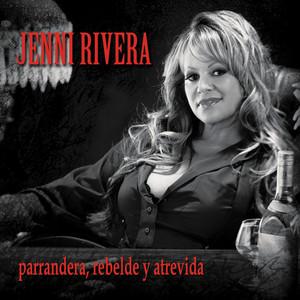 Parrandera, Rebelde Y Atrevida Albumcover