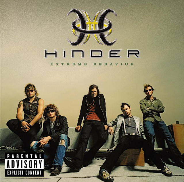 Lips of an angel hinder album cover