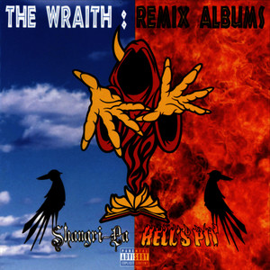 The Wraith: Remix Albums Albumcover