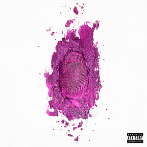 The Pinkprint (International Deluxe Explicit) album