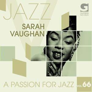 Sarah Vaughan Polka Dots and Moonbeams cover