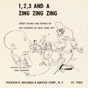 1, 2, 3 and a Zing Zing Zing Albumcover