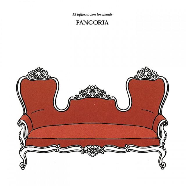 Fangoria El infierno son los demás album cover