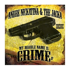 My Middle Name is Crime Albumcover