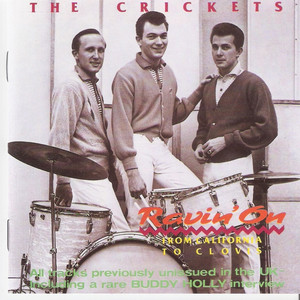 Ravin' On (from California to Clovis) album