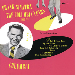 The Columbia Years (1943-1952): The Complete Recordings: Volume 11 Albumcover