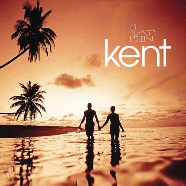 Skivomslag för Kent: En Plats I Solen