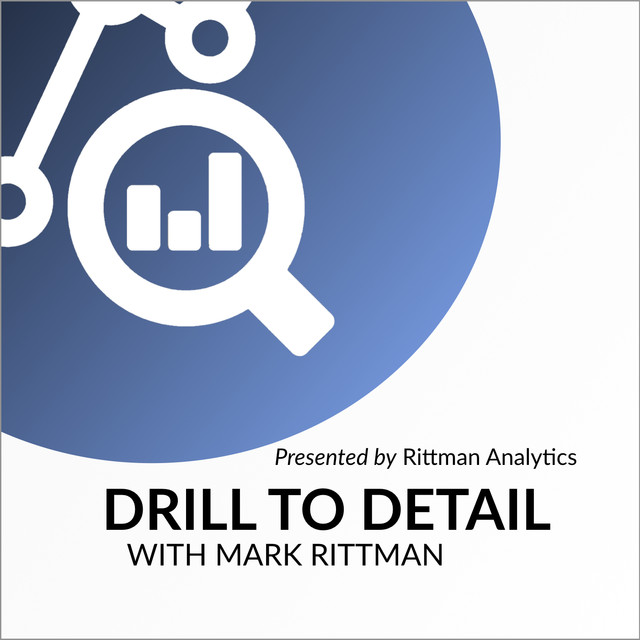 Drill to Detail Ep 16 'Qubit, Visitor Cloud & Google