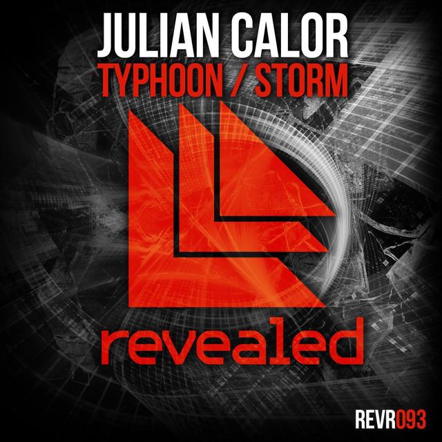 typhoon storm julian calor