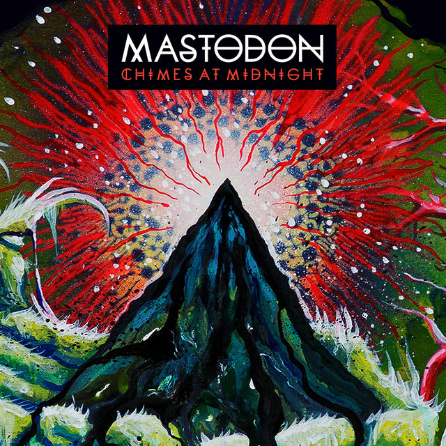 Mastodon Chimes At Midnight album cover