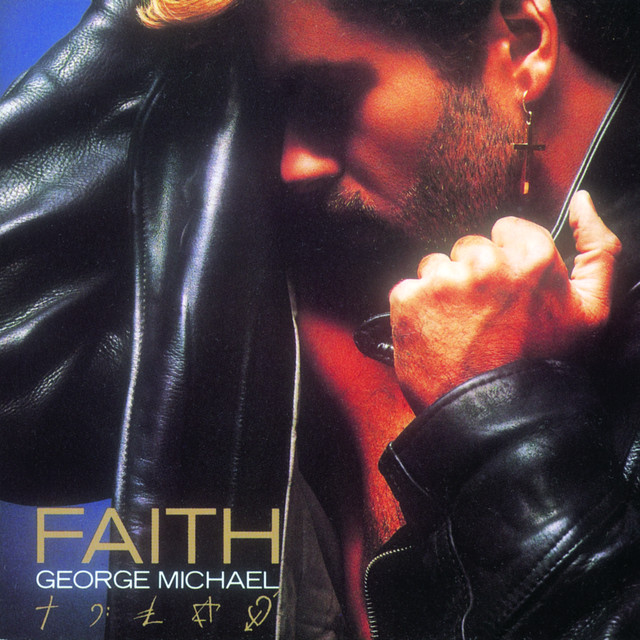 Skivomslag för George Michael: Faith