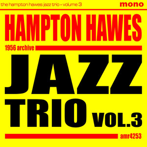 Hampton Hawes Trio, Red Mitchell, Chuck Thompson Polka Dots and Moonbeams cover