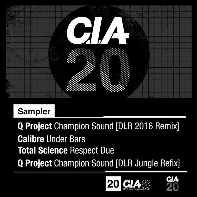 CIA 20 LP Sampler