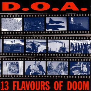13 Flavours of Doom album
