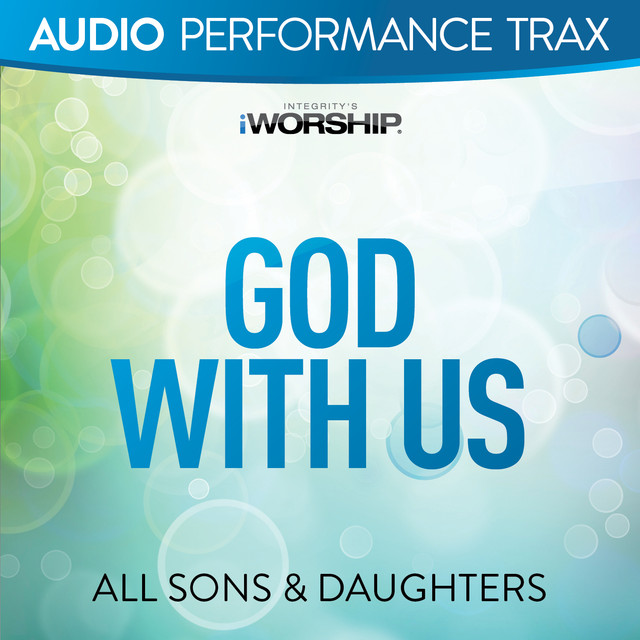 God With Us (Audio Performance Trax)