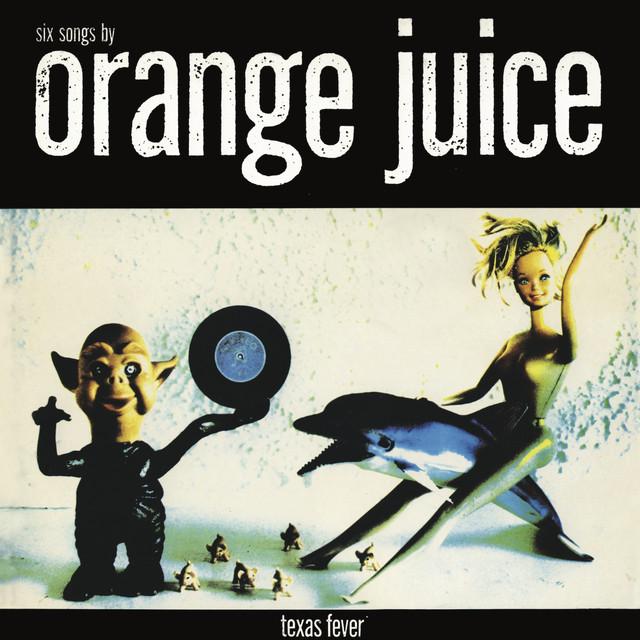 Juice Texas Fever album cover
