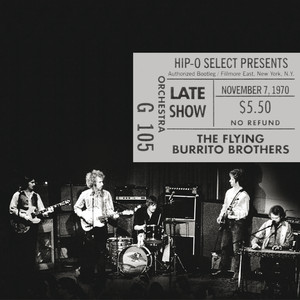 Authorized Bootleg / Fillmore East, New York, N.Y. – Late Show, November 7, 1970 album