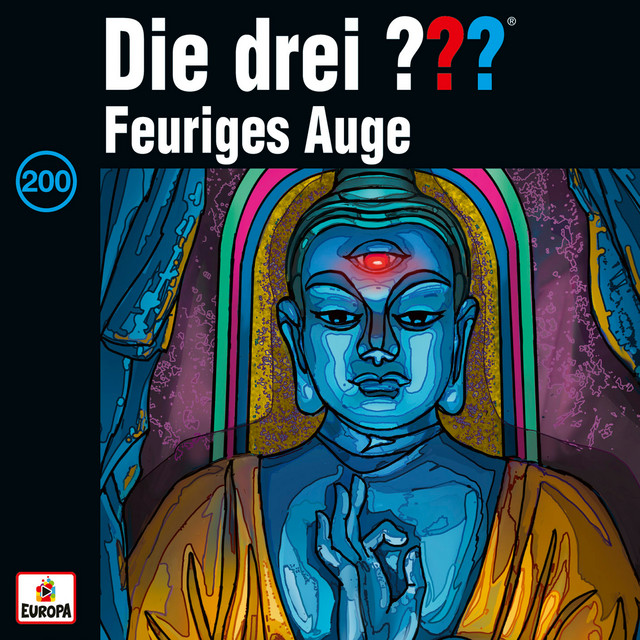 200 - Feuriges Auge Cover