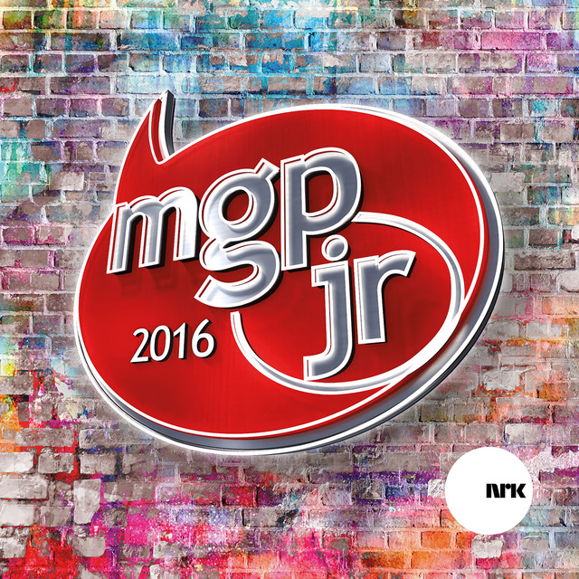 Album cover for MGPjr 2016 by MGPjr