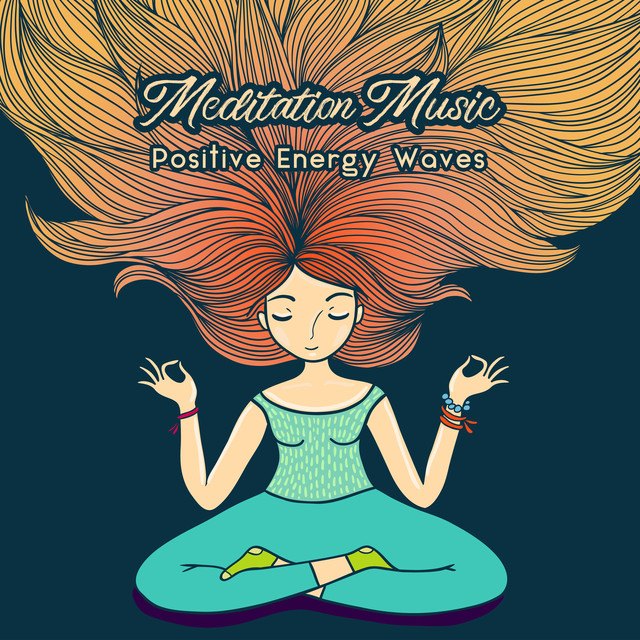 Meditation Music – Positive Energy Waves by Natural Healing Music