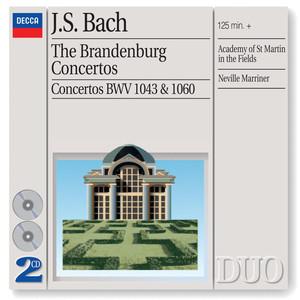 The Brandenburg Concertos album