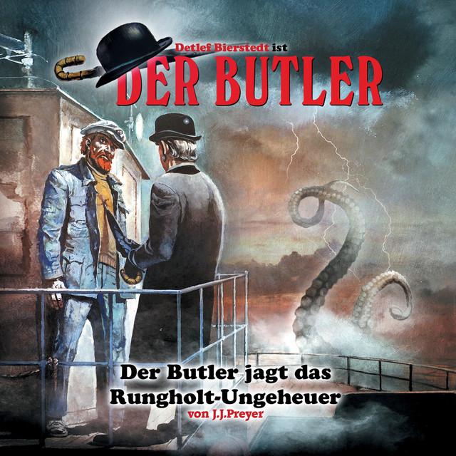 Der Butler jagt das Runghold-Ungeheuer Cover
